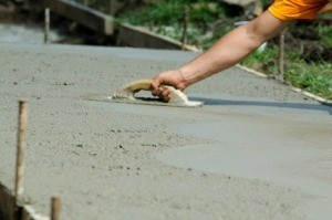 Smoothing Concrete