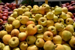 Apples at Market