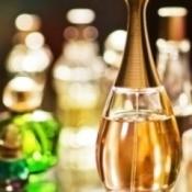 Displaying Perfume Bottles