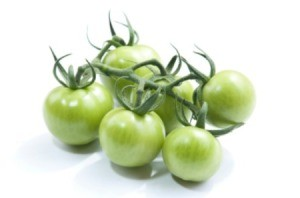 Using Green Tomatoes