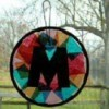 """Stained Glass"" Paper Crafts"
