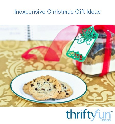 Inexpensive Christmas Gift Ideas #2: christmas t ideas fancy1