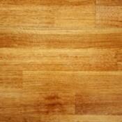 Oak hardwood floor.