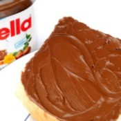 Nutella on Bread