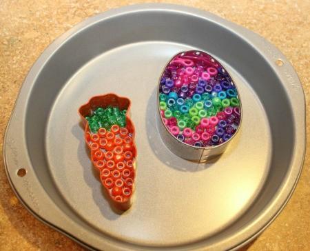 carrot egg before baking