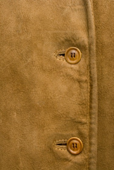 Cleaning Stains On Suede Clothing