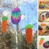 Melted Plastic Pony Bead Crafts