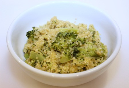 broccoli cheese quinoa 2