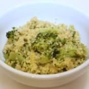 Broccoli Cheese Quinoa