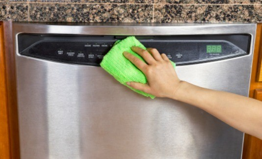 Cleaning Fingerprints Off Stainless Steel Thriftyfun