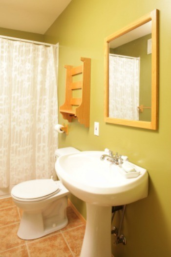 Keeping Mirrors from Fogging Up. Category Bathroom