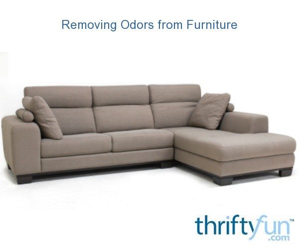 removing odors from furniture thriftyfun