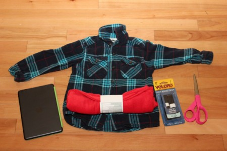 iPad Mini Flannel Shirt Case