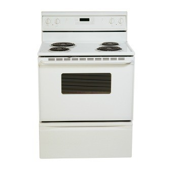 Cleaning Heat Stains On Kitchen Stoves