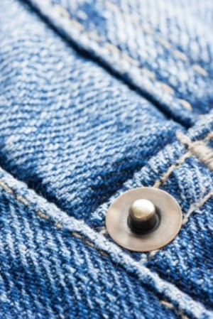 Rivets on Jeans
