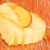 Heart Shaped Bavarian Cream