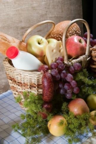 Nursing Home Gift Basket