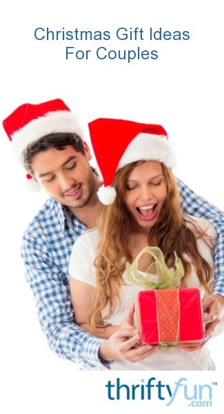 Inexpensive Christmas Gift Ideas for Couples | ThriftyFun