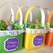Easter Treat Baskets