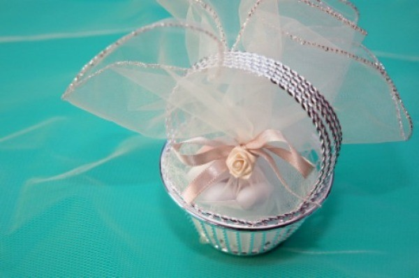 A Gift Basket For Guests At Wedding
