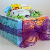 Peeps Easter Basket