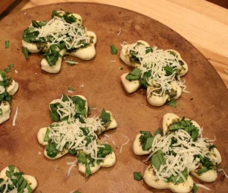 add mozzerella cheese