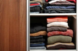 Storing Clothing
