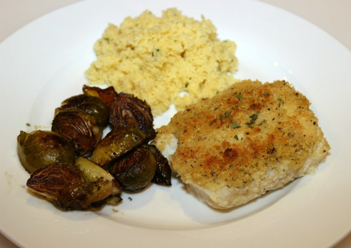 Panko Crusted Cod Recipes Thriftyfun