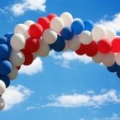 Making a Balloon Arch