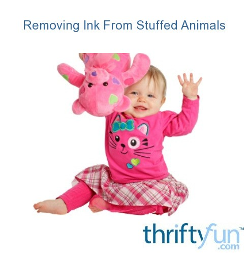 Brittany Stuffed Animal, Removing Ink From Stuffed Animals Thriftyfun