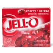 box of Jell-o