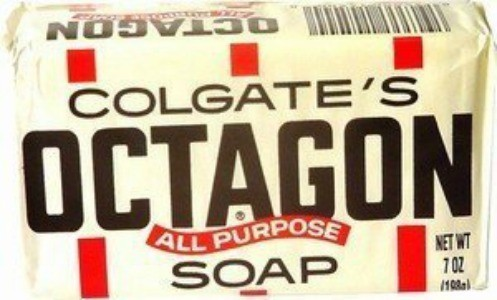 colgate octagon soap