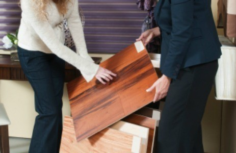 Using Laminate Flooring For Countertops