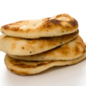 Dairy Free Naan
