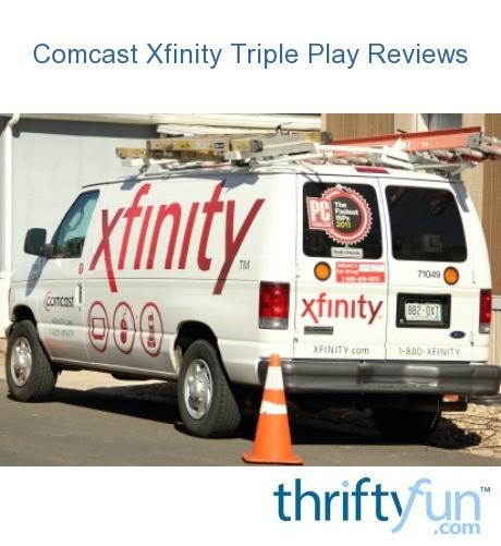 Comcast Xfinity Triple Play Reviews | ThriftyFun