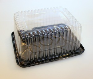 plastic cake dome