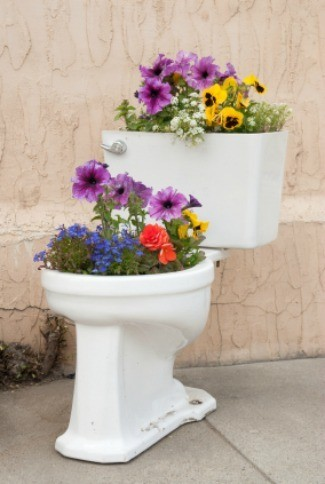Uses For Old Toilets Thriftyfun