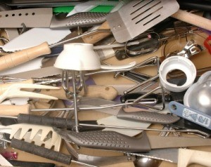 Kitchen Utility Drawer