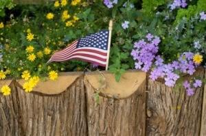 Garden Flag