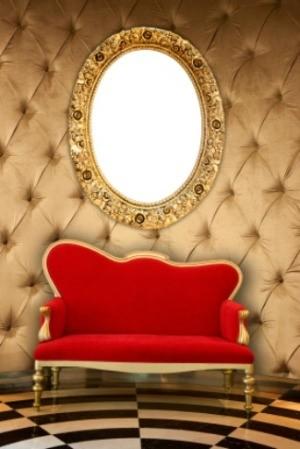 Velour Upholstery