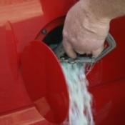 Gasoline Spilling