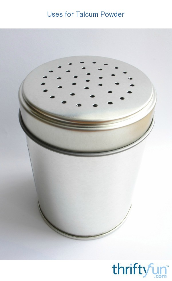 Uses For Talcum Powder Thriftyfun