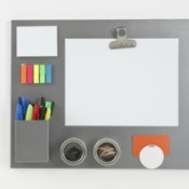 Magnetic Bulletin Board