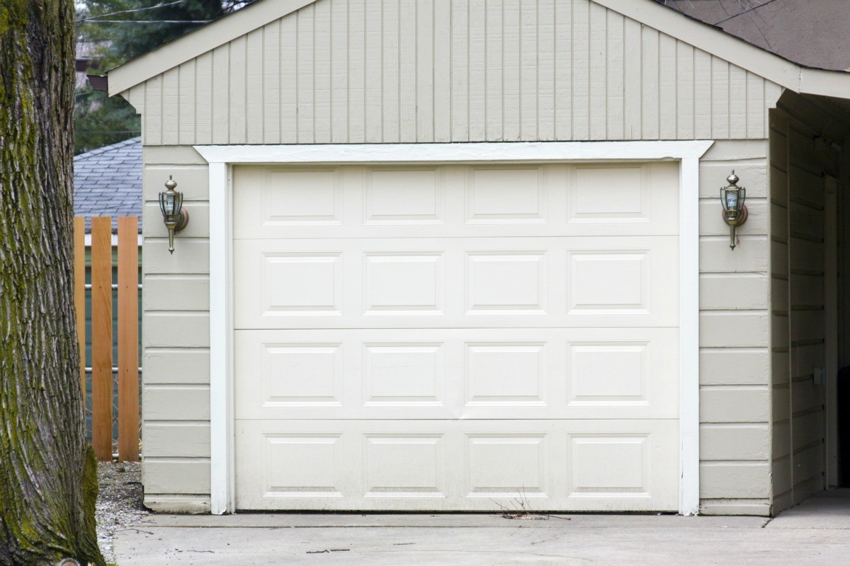 How To Open Garage Door Manually From Outside With Key garage door not opening properly | thriftyfun