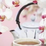 White Rainbow Tea