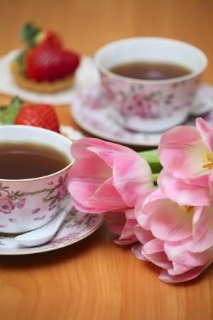 Pink Rainbow Tea