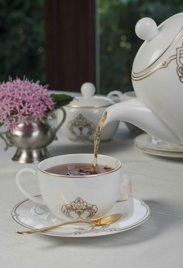 Gold Rainbow Tea Ideas Thriftyfun
