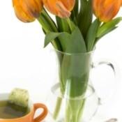 Orange Rainbow Tea