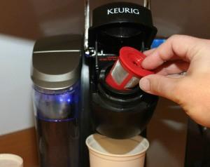 Using Reusable Kuerig Pods