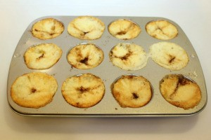 Muffin Tin Cobbler